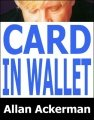 Card in Wallet by Allan Ackerman