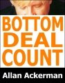 Bottom Deal Count by Allan Ackerman