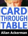 Card Through Table by Allan Ackerman