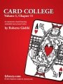 Card College 1: Chapter 11 by Roberto Giobbi