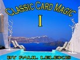 Classic Card Magic I by Paul A. Lelekis