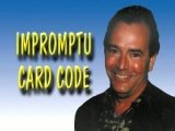 Impromptu Card Code by Whit Haydn