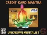 Credit Kard Mantra