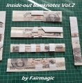 Inside-Out Banknotes 2 by Ralf (Fairmagic) Rudolph
