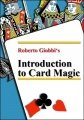 Introduction to Card Magic by Roberto Giobbi
