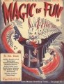 Magic is Fun issue 1 by Irv Feldman & David Robbins