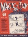 Magic is Fun issue 3 by Irv Feldman & David Robbins
