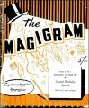 Magigram Volume 2 (Sep 1968 - Aug 1970) by Supreme-Magic-Company