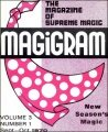 Magigram Volume 03 by Supreme-Magic-Company