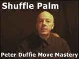 Shuffle Palm by Peter Duffie