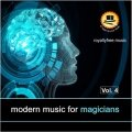 Modern Music for Magicians Volume 4 (royalty free) by CB Records