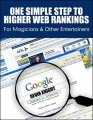 One Simple Step to Higher Web Rankings