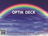 Optik Deck by Unknown Mentalist