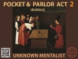 Pocket and Parlor Act Bundle 2 by Unknown Mentalist