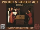 Pocket and Parlor Act Bundle by Unknown Mentalist