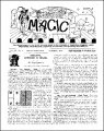 Stanyon's Magic Magazine Volume 11 by Ellis Stanyon