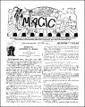 Stanyon's Magic Magazine Volume 12