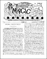 Stanyon's Magic Magazine Volume 15 (Oct 1919 - Jun 1920) by Ellis Stanyon