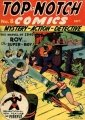 Top-Notch Comics No. 8 (Sep 1940) by Various Authors