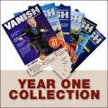 Vanish Magazine Year 1 (Apr 2012 - Mar 2013) by Paul Romhany