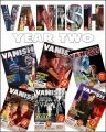 Vanish Magazine Year 2 (Apr 2013 - Mar 2014) by Paul Romhany