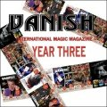 Vanish Magazine Year 3 (Apr 2014 - Mar 2015) by Paul Romhany
