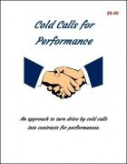Cold Calls for Performance by Brian T. Lees