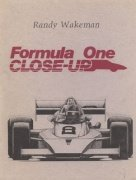 Formula One Close-Up by Randy Wakeman