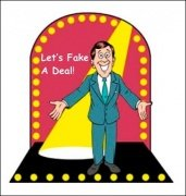 Let's Fake A Deal by Dave Arch