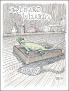 The Lizard Wizard's Diary: SOHO trilogy book 3 by Gregg Webb