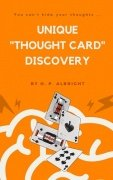 """Unique """"Thought Card"""" Discovery by Howard P. Albright"""