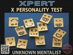 XPERT (X Personality Test) by Unknown Mentalist