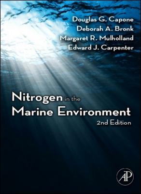 Nitrogen in the Marine Environment by Douglas G. Capone