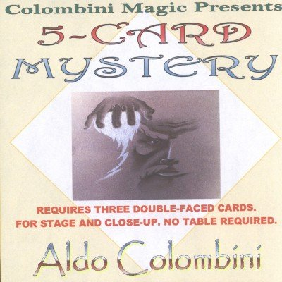 5-Card Mystery by Aldo Colombini