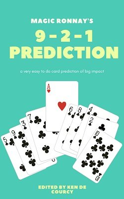 9-2-1 Prediction by Franz (Ronnay) Rosensteiner