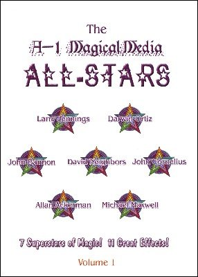 A1 All Stars Volume 1 by Various Authors