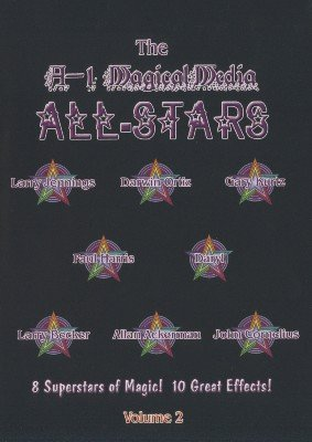 A1 All Stars Volume 2 by Various Authors