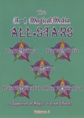 A1 All Stars Volume 4 by Various Authors