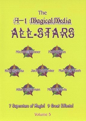 A1 All Stars Volume 5 by Various Authors