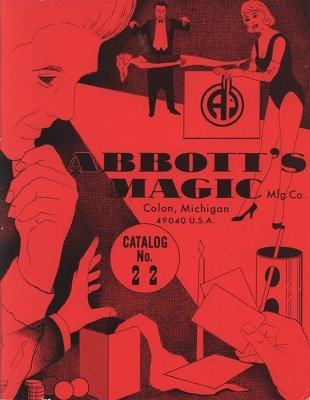 Abbott Magic Catalog #22 by Recil Bordner