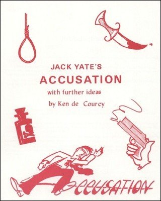 Accusation by Jack Yates & Ken de Courcy