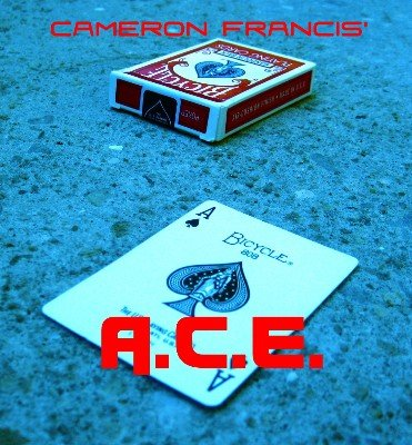 A.C.E. Anytime Card Extraction by Cameron Francis