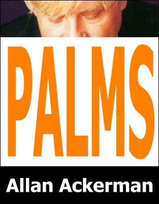 Types of Palms by Allan Ackerman