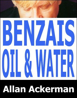 Benzais Oil & Water by Allan Ackerman