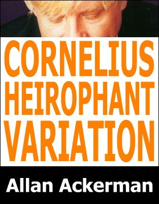 Cornelius Variation To Heirophant Change by Allan Ackerman