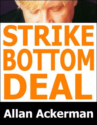 Strike Bottom Deal by Allan Ackerman