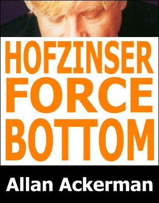 Hofzinser Bottom Card Force by Allan Ackerman