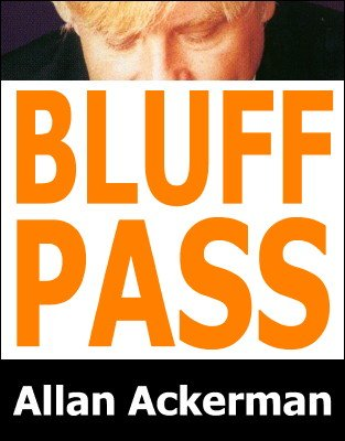 Bluff Pass by Allan Ackerman