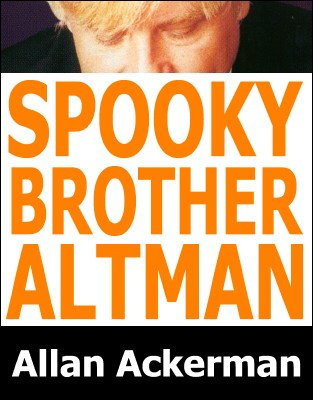 Spooky Brother Altman by Allan Ackerman