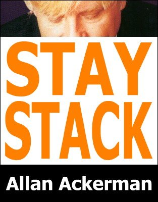 Stay Stack by Allan Ackerman